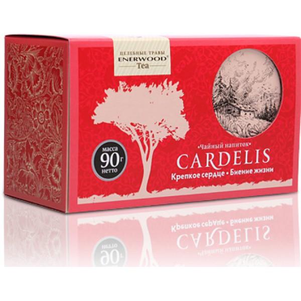 Enerwood tea cardelis