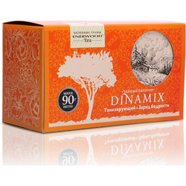 Enerwood tea Dinamix
