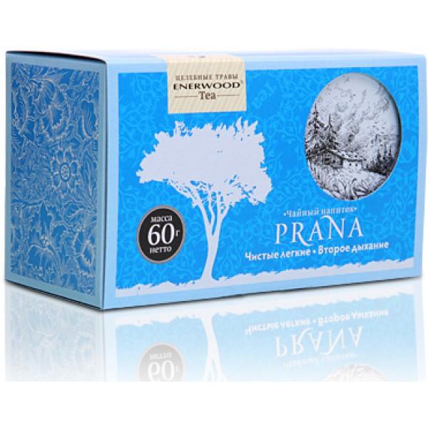 Enerwood tea Prana