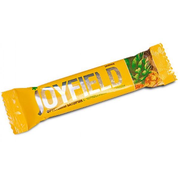 Joyfield Фруктовый батончик с черносливом и ананасом