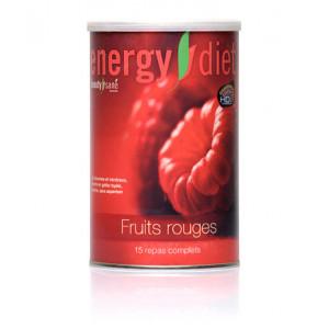 "Коктейль Energy Diet ""Красные фрукты""(""Малина"") 450г"