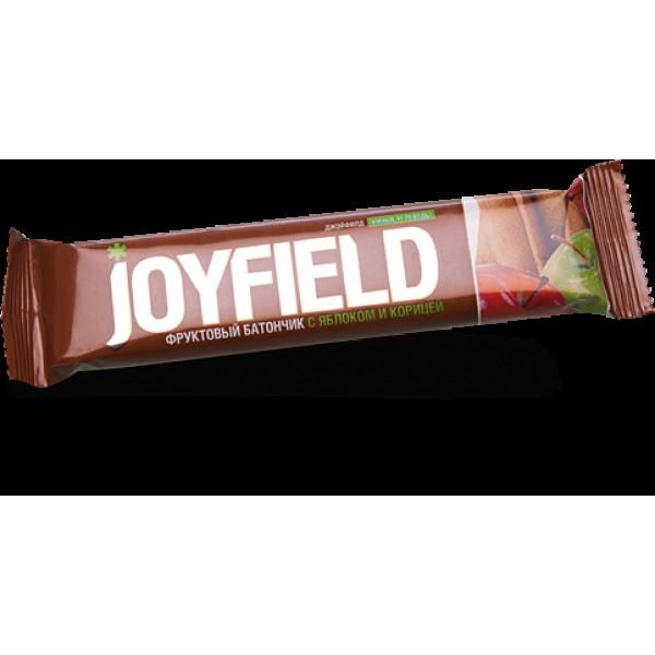 Joyfield Фруктовый батончик с яблоком и корицей