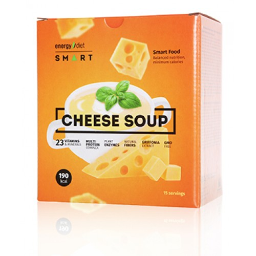 Сырный Суп (Cheese soup)