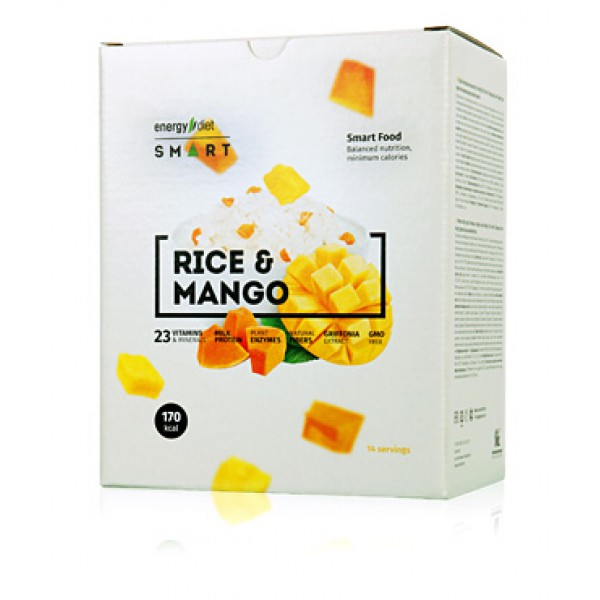 Rice & Mango (Каша рисовая с манго)