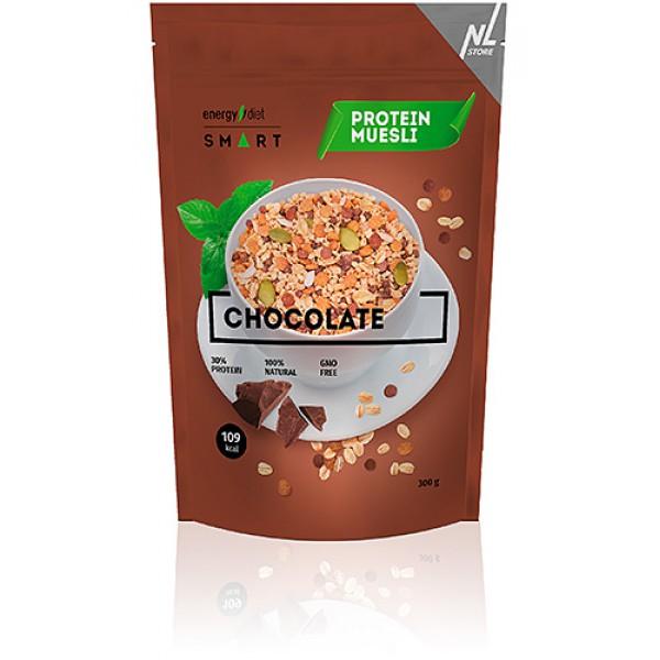 Мюсли Energy Diet Smart Chocolate (Шоколадные мюсли)
