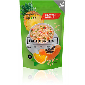 Мюсли Energy Diet Smart Exotic Fruits (Тропические мюсли)