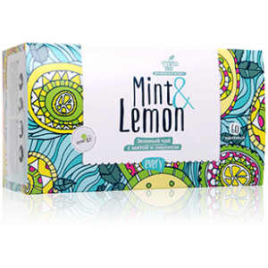 Чай Enerwood Every Special - Every Mint&Lemon