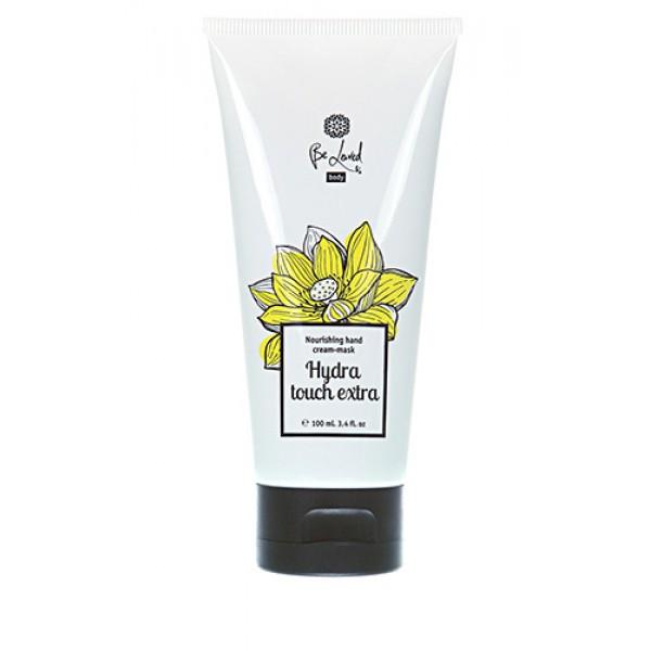 Питательная маска-крем для рук